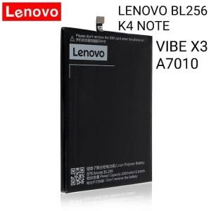 Harga baterai batere lenovo bl256 k4 note vibe x3 lite a7010 batre bl | HARGALOKA.COM
