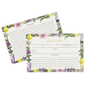 Harga rifle paper co recipe cards   kartu tulis resep   herb | HARGALOKA.COM