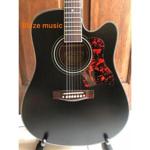 Harga gitar akustik elektrik yamaha blackdoff eq bonus tas dan senar   | HARGALOKA.COM