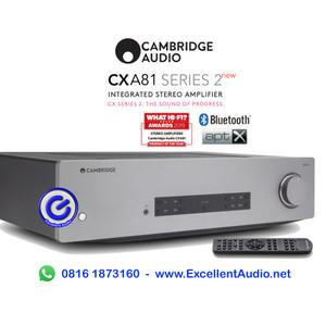 Harga cambridge audio cxa81 s2 cxa 81 series2 stereo | HARGALOKA.COM