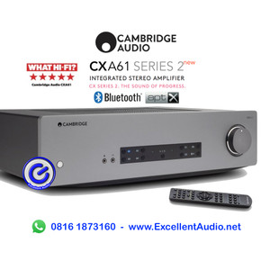 Harga cambridge audio cxa61 series2 cxa 61 s2 stereo | HARGALOKA.COM