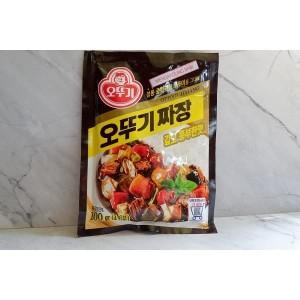 Harga ottogi jjajang powder 100 gr bumbu kacang hitam jjang myeon   HARGALOKA.COM