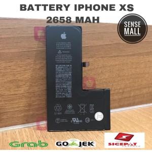 Harga batt baterai battery iphone xs 2658mah original   ori | HARGALOKA.COM