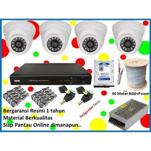 Harga paket pemasangan cctv online ke hp dan tv sudah sama pasang | HARGALOKA.COM