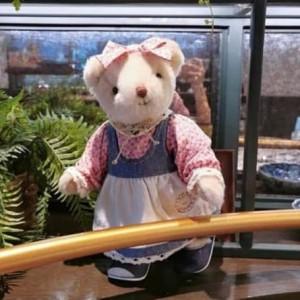 Harga teddy house boneka teddy bear jo jr bear 8 inchi   | HARGALOKA.COM