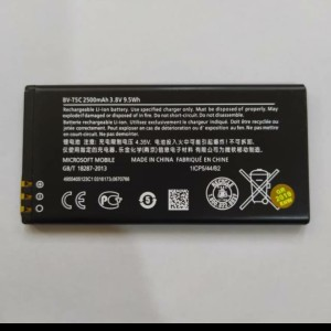 Harga baterai original nokia bv t5c microsoft lumia | HARGALOKA.COM