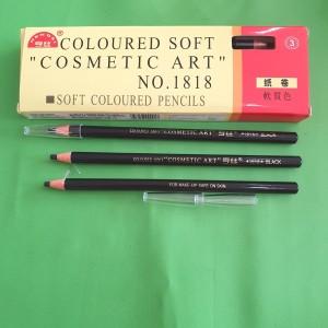 Harga pensil alis tarik benang eyebrow praktis warna hitam 03 isi 12 | HARGALOKA.COM