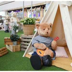 Harga teddy house boneka teddy bear andy bear 30 inchi   | HARGALOKA.COM
