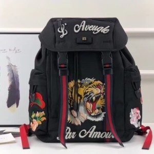 Harga tas gucci backpack techpack l 39 aveugle embroider limited | HARGALOKA.COM
