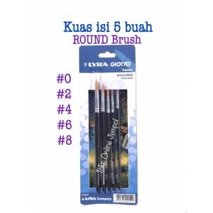 Info Lyra Brush 01 Round Katalog.or.id