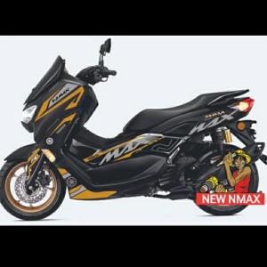 Harga striping cutting sticker new nmax 2020 abu abu | HARGALOKA.COM