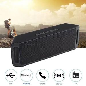 Harga speaker nirkabel bluetooth 4 0 stereo subwoofer mendukung tf usb fm   | HARGALOKA.COM