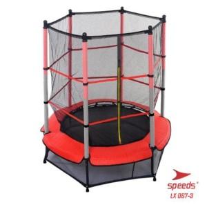 Harga trampoline untuk anak anak trampolin lompat olahraga original speeds m   | HARGALOKA.COM
