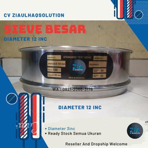 Harga saringan sieve test diameter 12 inc   ziaulhaq   HARGALOKA.COM