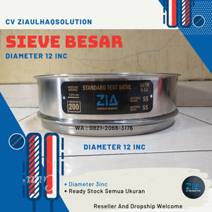 Harga sieve test diameter 12 inc   ziaulhaq   HARGALOKA.COM