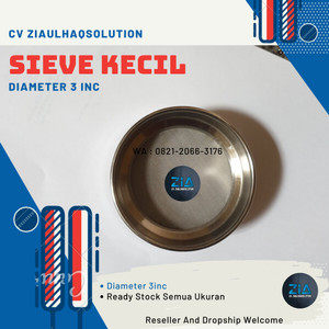 Harga saringan kecil sieve test diameter 3 inc   ziaulhaq   HARGALOKA.COM
