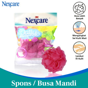 Harga Spon Mandi Bath Sponge Spons Mandi Mekar 35 Gr Shower Puff A2 Katalog.or.id