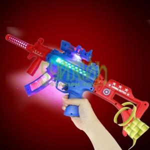 Harga mainan anak pistol militaryi sniper lampu dan suara tembakan ada | HARGALOKA.COM