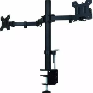 Harga bracket monitor 2 tv adjustable harga   HARGALOKA.COM