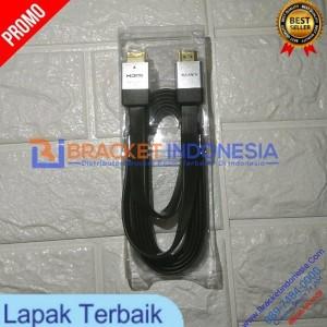 Harga kabel hdmi kwlaitas super merk sony original panjang 2 meter warna | HARGALOKA.COM