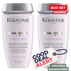 Harga Kerastase Shampoo Bain Anti Pelliculaire 250ml Katalog.or.id