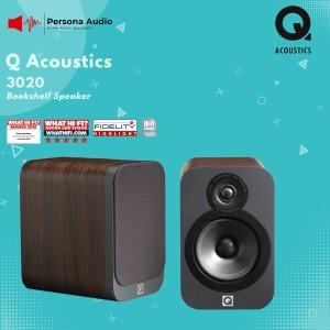 Harga q acoustics 3020 bookshelf speaker q acoustics | HARGALOKA.COM