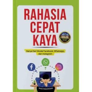 Harga rahasia cepat kaya hanya dari modal facebook whatsapp dan | HARGALOKA.COM