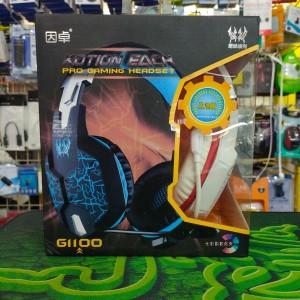 Harga headset gaming kotion each g1100 3 5mm powerful bass | HARGALOKA.COM