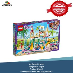 Harga lego 41430 friends summer fun water | HARGALOKA.COM
