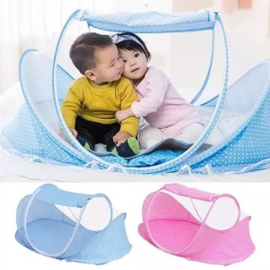 Harga kelambu tidur bayi anti nyamuk 3 in 1 kasur bantal tempat tidur   HARGALOKA.COM