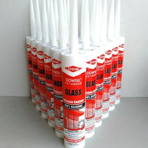 Harga lem kaca aquarium silicone sealant dowsil glass aceticcure   clear   | HARGALOKA.COM