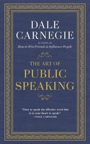 Harga the art of public speaking by dale | HARGALOKA.COM