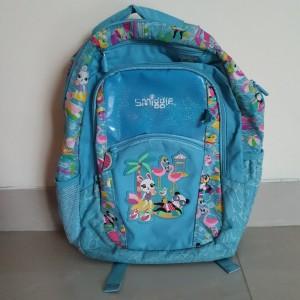 Harga tas sekolah anak merek smiggle tas ransel | HARGALOKA.COM