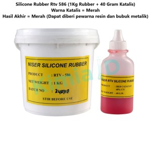 Harga silicone rubber rtv 586 silikon rubber mainan | HARGALOKA.COM