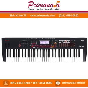 Harga korg kross 2 61 kross2 61 synthesizer murah original dan | HARGALOKA.COM