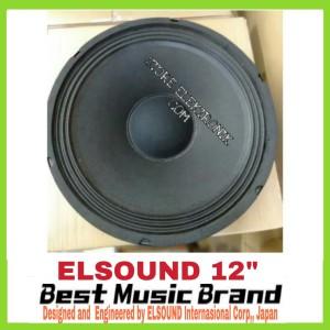 Harga promo speaker elsound 12 inch full range coil biasa | HARGALOKA.COM