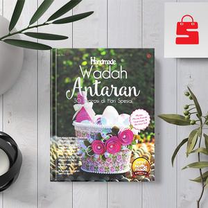 Harga buku hobi handmade wadah antaran 30 inspirasi di hari | HARGALOKA.COM