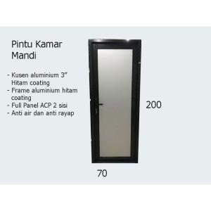 Harga Pintu Aluminium Kamar Mandi Katalog.or.id