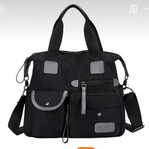 Harga s28 tas selempang wanita waterproof women nylon tas selempang | HARGALOKA.COM