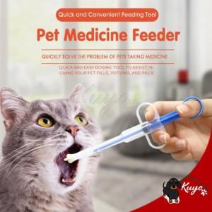 Harga suntikan obat anjing kucing hewan pelontar pil tablet spuilt | HARGALOKA.COM