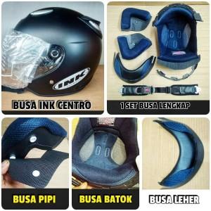 Harga busa helm ink centro busa pipi leher batok ink | HARGALOKA.COM
