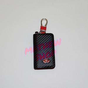 Harga dompet stnk carbon logo toyota agya gantungan kunci stnk dompet | HARGALOKA.COM