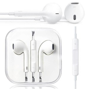 Harga garansi oc headset iphone 4 5 6 jack 3 5mm | HARGALOKA.COM