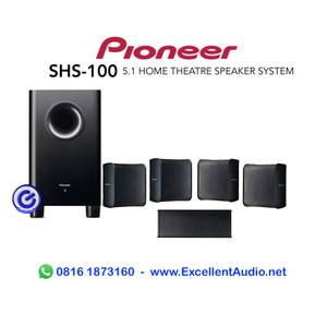 Harga paket pioneer shs100 shs 100 5 1 channel home theatre speaker | HARGALOKA.COM