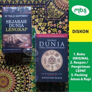 Harga paket buku sejarah dunia lengkap amp sejarah dunia yang | HARGALOKA.COM