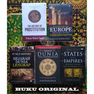 Harga paket buku sejarah   5 buku | HARGALOKA.COM