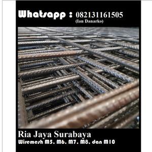 Harga wiremesh m5 m10 standard produksi pabrik sendiri surabaya | HARGALOKA.COM