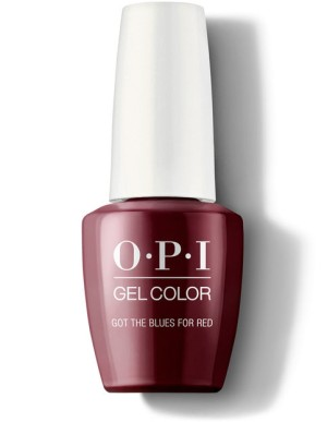 Harga opi gel color classic got the blues for red | HARGALOKA.COM