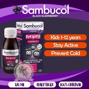Harga sambucol kids vitamin c uk version untuk daya tahan tubuh | HARGALOKA.COM