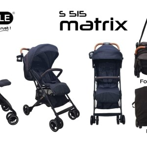 Harga stroller baby elle kereta dorong bayi babyelle 515 matrix bisa gojek   | HARGALOKA.COM